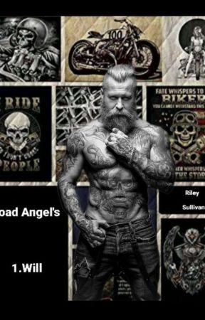 ROAD ANGELS - Tome 1 by Riley-Sullivan