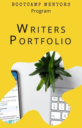 Bootcamp Mentors - Writers Portfolio by BootcampMentors