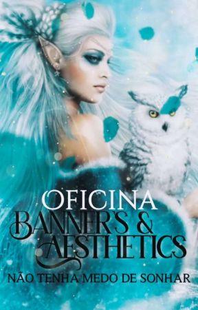 Oficina de Banner's e Aesthetics by OficinaMagica