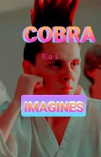 Cobra Kai Imagines//Hawk//Jacob Bertrand by PitatoPitato14