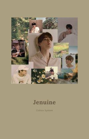 Jenuine | Lee Jeno by cottonsystem