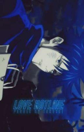 LOVE HOTLINE ☆ megumi fushiguro by MEGUMIBB