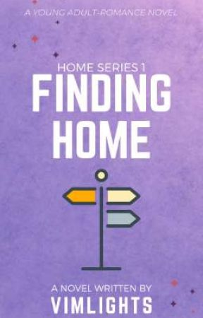 Finding Home (Home Series#1) by VimLights