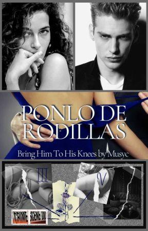 """Ponlo de Rodillas/ Traducción """"Bring Him To His Knees"""" by paandreaBlack"""