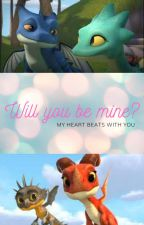Will you be mine? by GoldenSilver28