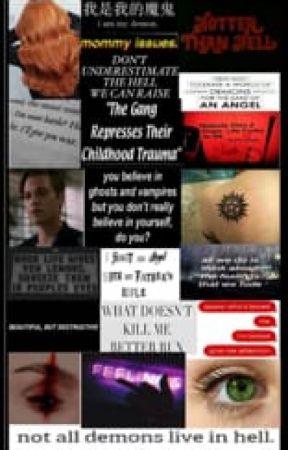 Blood Isn't Family (Jack Kline) by Matt_is_not_Ok