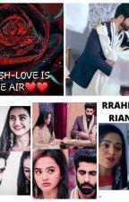 Riansh-love is the in air  by meghanalove