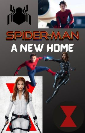 Spider-Man: A New Home by SakiMisumi123