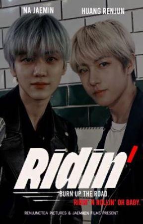 Ridin ; Jaemren by eternitylove_mw