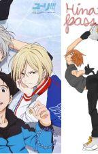 Hinatas Passion | Yuri on ice x Haikyuu crossover  by iliketoshift