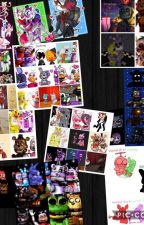 The Ultimate FNaF Ship Book by Too_Many_Fandoms1