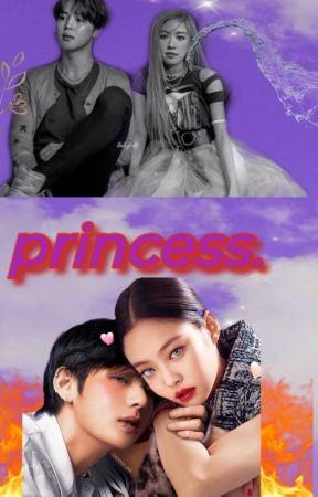 princess. by ii_bellejiminxrose
