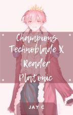 Champions Technoblade X Reader/ Reader Insert [Platonic] [Hiatus] by TheBlueJayBirds