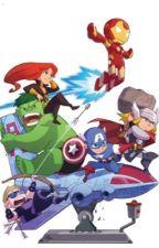 The kid avengers by romanoff-marvel3000