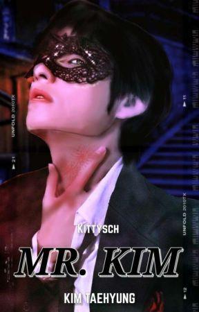 MR. KIM | Taehyung by Kittysch
