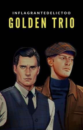 Golden Trio by marrygable