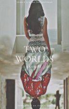 TWO WORLDS by otterzim