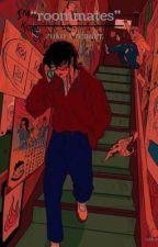 """""""roommates"""" ~ zuko x oc. {modern au} by _glossydreaming"""