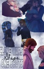 Clone Wars Ships One-shots by Emeraldmoon267