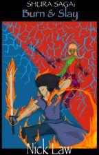 Shura Saga: Burn and Slay - Cultivation, Lightning Bolts, Monsters galore by Bugsturd