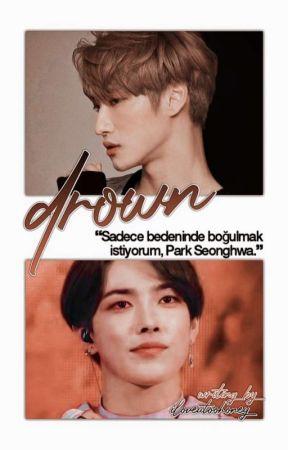 drown | seongjoong by iloveutoohoney