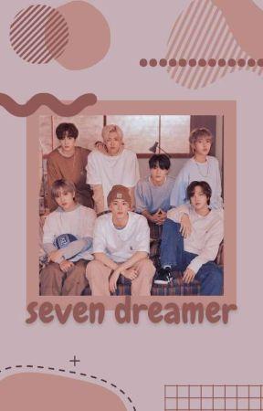 SEVEN DREAMER || NCT DREAM by matasijeno