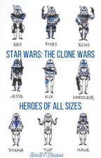 Star Wars the Clone Wars: Heroes of All Sizes by BeeBMStudios