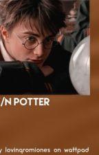 Y/N POTTER (Reader x Harry) by paulajenkoala