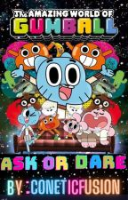 Amazing World of Gumball Ask or Dare by ConeticFusion
