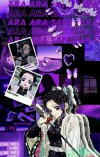 The Butterfly Uchiha Scout (Attack on Titan x Uchiha Shinobu Reader) by Kichona-Uzumaki