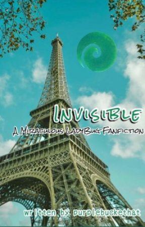 invisible ✦ miraculous ladybug au  by purplebuckethat