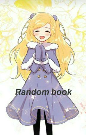 Random Book 🍫 by halosayaorang