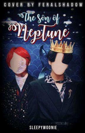 The son of Neptune; taekook version (merman au) by sleepywoonie