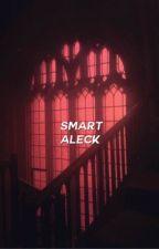 smart aleck || bakugou x black reader by DYNAAMIGHT