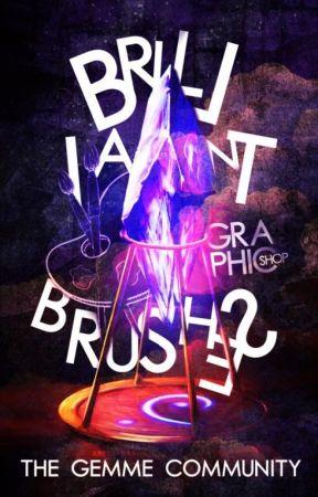 Brilliant Brushes︱GRAPHIC STUDIO by TheGemmeCommunity