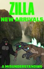 Zilla: New Arrivals by tyler2706