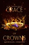 A Grace of Crowns | ☑ Twisted Kingdoms #1 cover