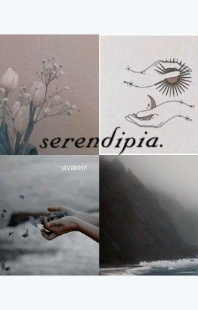 serendipia. by -avenoir