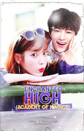 Enchanted High (Academy of Magics) by Fujiashi