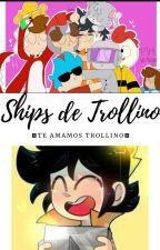 Ships de Trollino by Ximechanazi