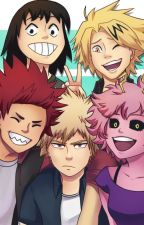 going on a roadtrip with the bakusquad by pasteltombs