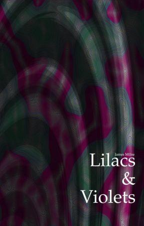 Lilacs & Violets by ShaknaIs