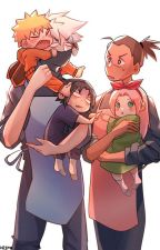 Team 7 in its True Form by amourbooks4life