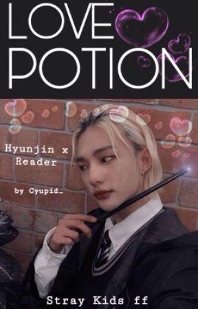 Love Potion   Hyunjin x Reader   Stray Kids by Cyupid_
