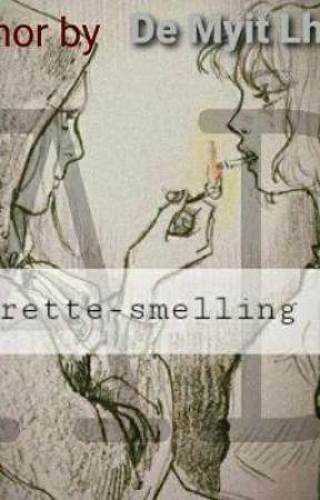 💋Cigarette -smelling Lips💋 🚬U+Z🚬 by DeDe-0
