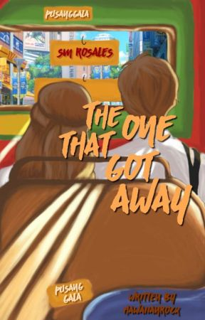 The One That Got Away (The One Trilogy #1) by hawaiianrock