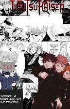Jujutsu Kaisen x Male Reader by Kynix-chan
