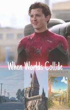 When worlds collide: A marvel love story by marvelpovs3000