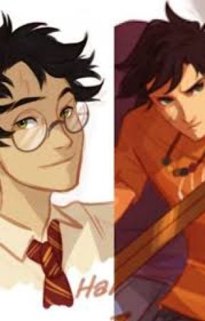 Harry Potter | Percy Jackson by Krokmou_et_Stitch