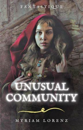 UNUSUAL COMMUNITY by MyriamLorenz